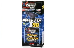 Soft99 Fusso coat Speed & Barrier Hand Spray