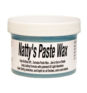 Poorboy's World Natty's Blue Wax