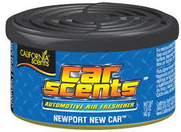 California Scents -Newport New Car