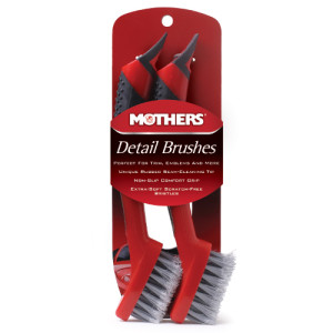 Mothers Detail Brushes