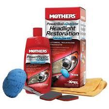 Mothers PowerBall 4Lights® Headlight Restoration Kit