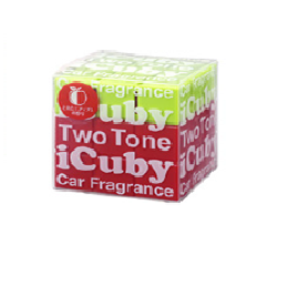 Soft99 iCuby Two Tone Garden Fresh Apple
