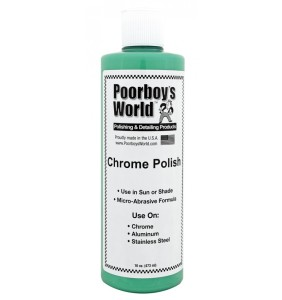 Poorboy's World Chrome Polish