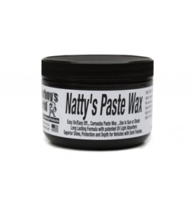 Poorboy's Natty's Paste Wax Black