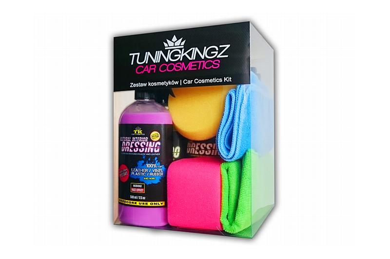 TK Car Cosmetics Zestaw