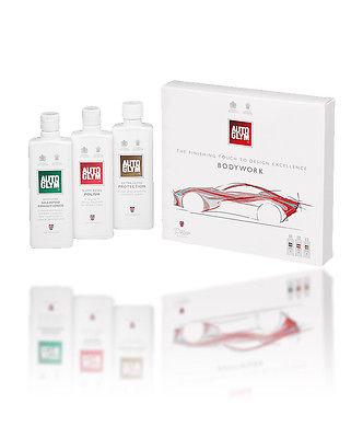 Autoglym Bodywork Collection Kit