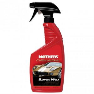 Mothers Spray Wax