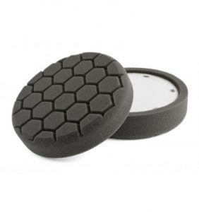 Flexipads 150MM Pro-Detail Black Finishing Pad