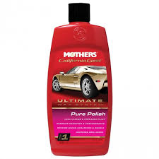 Mothers Pure Polish Step 1