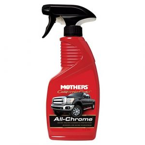 Mothers All Chrome Cleaner