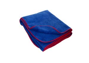 SCD Ręcznik Fluffy XXL Z Obszyciem Z Mikrofibry